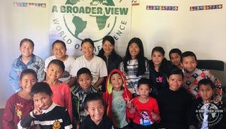 Volunteer in Asia