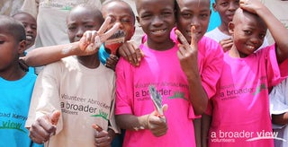Volunteer Ghana Kasoa Orphanage Kathy