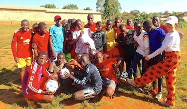 Volunteer in Tanzania, Arusha: Sports Coaching