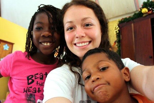 Review Britney  Cooper Volunteer in Belize City Belize