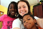 Review Britney  Cooper Volunteer in Belize City Belize