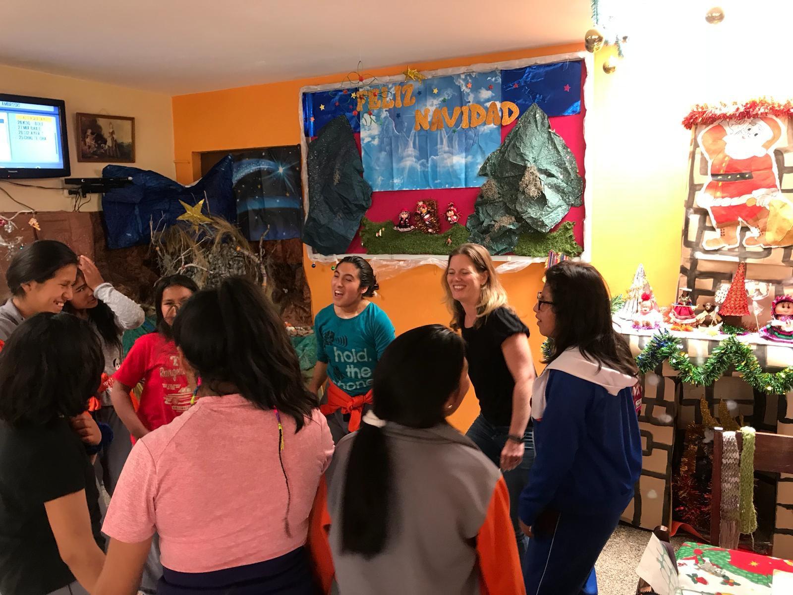 Volunteer Peru Cusco Barbara Orphanage