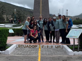 Mission Trip Ecuador Quito Sonia Health Care Program